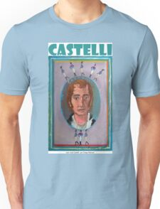 Juan José Castelli por Diego Manuel Unisex T-Shirt