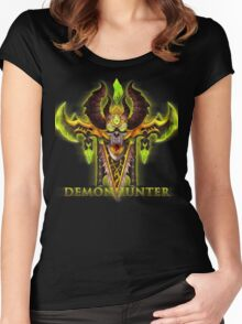 Class Crest: DH Women's Fitted Scoop T-Shirt