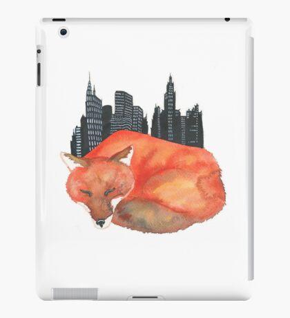 Fire Fox iPad Case/Skin