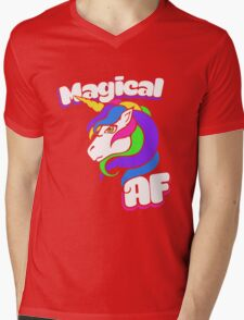Magical AF Mens V-Neck T-Shirt