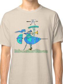 Flight Plans for Pono Classic T-Shirt