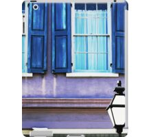 Charleston Scene-077681 iPad Case/Skin
