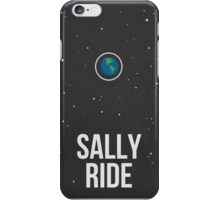 SALLY RIDE- Women in Science Collection iPhone Case/Skin