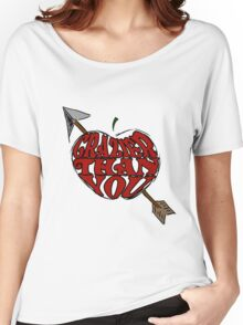 Crazier Than You Women's Relaxed Fit T-Shirt