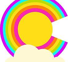 Colorado Pride Flag by missmarneyg