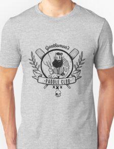 Gentlemen's Paddle Club Unisex T-Shirt