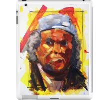 Rembrandt loose  iPad Case/Skin