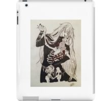 Dancing with Death iPad Case/Skin