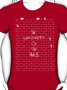The Watchers On Pink Floyd's Wall T-Shirt