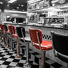 """The Diner"" by Bradley Shawn  Rabon"