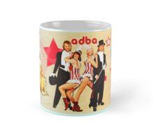 ABBA's amazing retro collage #1. Exclusive from INSPIRINGPEOPLE Mug