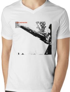 Led Zeppelin Star Destroyer Mens V-Neck T-Shirt
