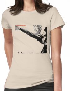 Led Zeppelin Star Destroyer Womens Fitted T-Shirt
