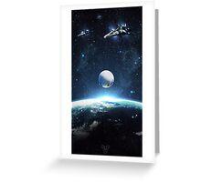 Destiny Awaits Greeting Card