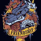 Friendship power by Typhoonic