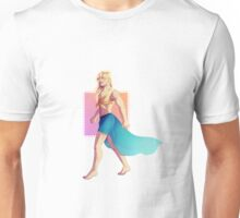 Thor in a princess skirt Unisex T-Shirt