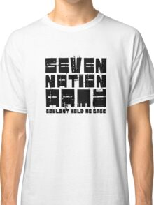 Seven Nation Army The White Stripes Lyrics Classic T-Shirt