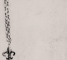 Fleur de Lis 1 by AhArtography