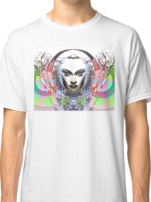 """""""Spring Moon"""" Expressionism Digigraph by leading Upside Down artist  L. R. Emerson II Classic T-Shirt"""