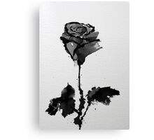Carly's Rose Canvas Print