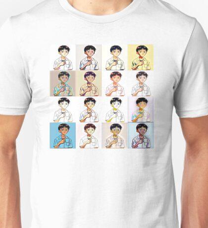 Shinji Mug Warhol Unisex T-Shirt