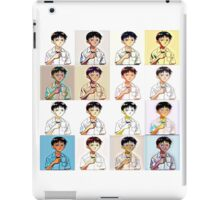 Shinji Mug Warhol iPad Case/Skin