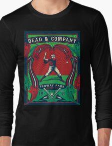 dead and company summer tour 2016 fenway park-boston,ma Long Sleeve T-Shirt