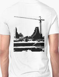 Ancien Egypt Under Construction Unisex T-Shirt
