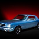 65 Mustang Coupe Generation One 1964-1973 by ChasSinklier