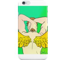 Winged Anakin Skywaler iPhone Case/Skin