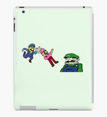 Artsy Luigi iPad Case/Skin