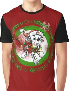 Christmas Dolmation Graphic T-Shirt