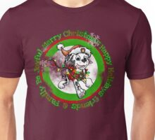 Christmas Dolmation Unisex T-Shirt