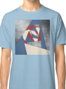 Abstract America Collage Classic T-Shirt