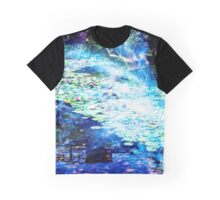 Mystical Pond Graphic T-Shirt