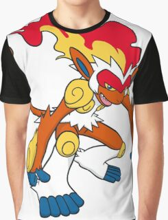 Infernape Graphic T-Shirt