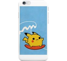 Surfing Pikachu iPhone Case/Skin