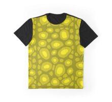Ediemagic Chartreuse Jungle Graphic T-Shirt