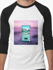 A Water Vending Machine Men's Baseball ¾ T-Shirt