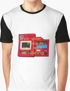 Pokedex  Graphic T-Shirt