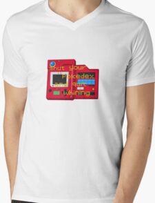 Pokedex  Mens V-Neck T-Shirt