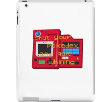 Pokedex  iPad Case/Skin