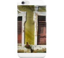 San Juan, PR with perspective iPhone Case/Skin