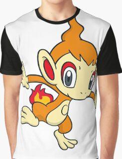 Chimchar Graphic T-Shirt