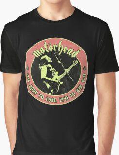 Motorhead (Born to lose) Vintage Graphic T-Shirt