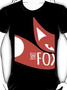 Part Fox T-Shirt