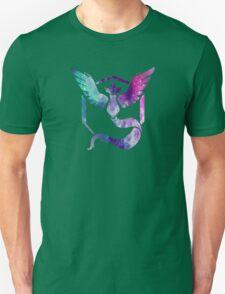 TEAM MYSTIC - COLORFUL GALAXY Unisex T-Shirt