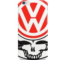 Steal Your Wagen Red iPhone Case/Skin