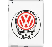 Steal Your Wagen Red iPad Case/Skin