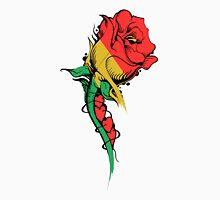 4 Roses - Rasta Love - by Mike Jack / Massive Ink Unisex T-Shirt